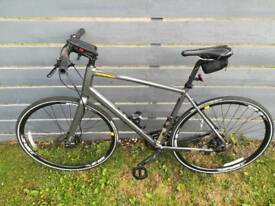 Giant Rapid 1 fast road/ hybrid in size large will swap p/ex for quality MTB