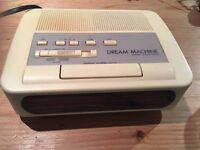 SONY DREAM MACHINE RADIO ALARM RETRO VGC FWO