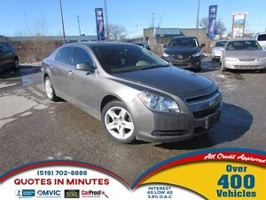 2012 Chevrolet Malibu MALIBU | LS | ONSTAR | POWER SEATS