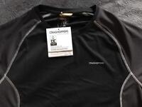 Craghoppers Vitalise base layer Tshirt XL (NEW)