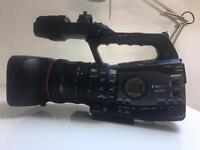 Canon XF 300 - professional video camera not DSLR