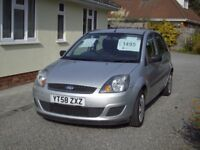 Ford Fiesta, Full Service History, Excelent Condition