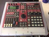 roland emix studio sp808ex