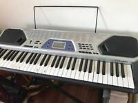 Casio electronic keyboard -sold