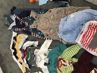 Big bundle boys clothes 6-9 months