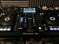 Pioneer XDJ-RX and Deck Saver