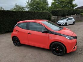 For Sale: 64 Plate Toyota Aygo, 1 owner from new, Great condition inside and out.