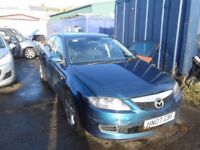 Mazda 6 TD D 143 2l Diesel 2007 breaking for spares Wheel Nut