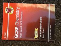 CGP - GCSE Chemistry Exam Board : OCR Gateway - The revision Guide - Higher Level for Yer 10 & 11
