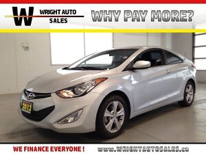2013 Hyundai Elantra Coupe GLS| SUNROOF| BLUETOOTH| HEATED SEATS