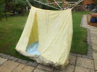 3 berth awning inner tent