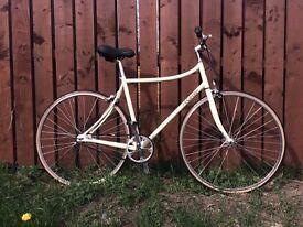 Ladies Foffa Ciao Single Speed Bike cream - Dundonald/East Belfast