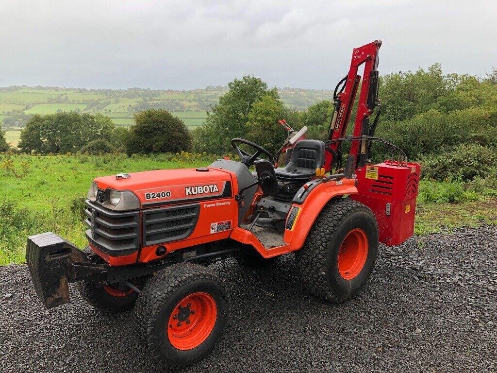 Kubota tractor | in Larne, County Antrim | Gumtree
