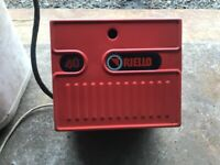 Riello 40 G2 Oil Fired burner in Excellent Condition.12-30Kw Output. Fully Overhauled.