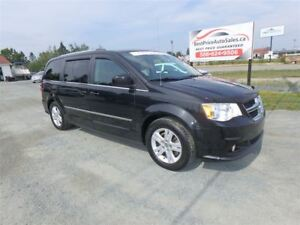 2012 Dodge Grand Caravan CREW! STO N GO! CERTIFIED