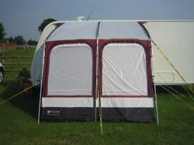 PORCH AWNING. OUTDOOR REVOLUTION COMPACTALITE PRO 250