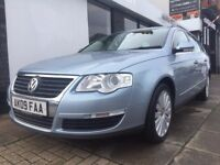 Volkswagen Passat 2.0 TDI CR Highline 5dr HEATED BLACK LEATHER SEATS