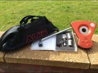Caravan Alco wheel lock