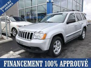 2008 Jeep Grand Cherokee Laredo 4X4**61$/SEM*FINANCEMENT 100% AP