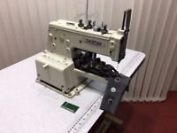 Industrial Sewing Machine Brother CB3- 917 Button Sewing Machine