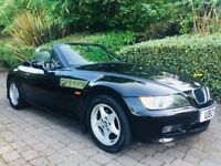 BMW Z3 Roadster - audi tt mg mazda mx5 porsche boxster honda s2000 vw golf mercedes slk eos ford mgb