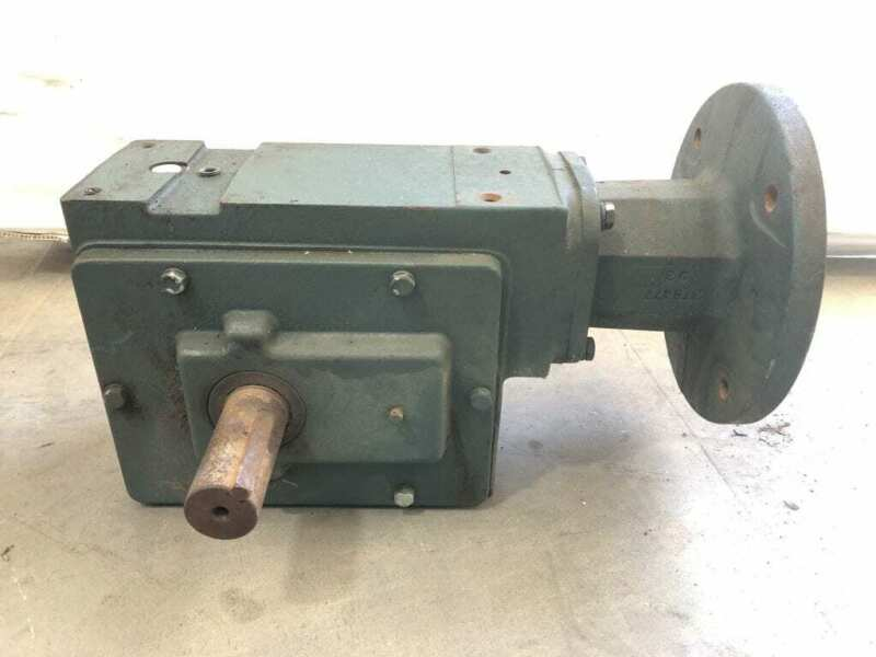 Dodge M675530001BE 18:1 Right Angle Gear Drive/Speed Reducer 5.43HP 286in-lb