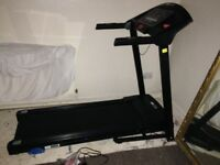 Treadmill for sale good condition illness forces sale