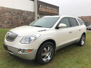 2011 Buick Enclave CXL1 / LEATHER / PANORAMIC SUNROOF / TV-DVD /