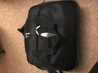 Delsey laptop bag/ hand luggage
