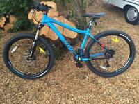 "Voodoo Hoodoo Mountain Bike 20"" Frame (Like New)"