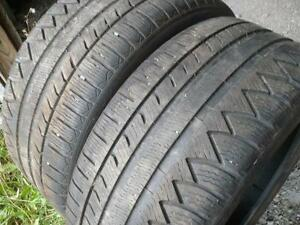 Two 245-40-18 snow tires   $200.00