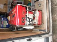 HONDA E4000E. 4KVA 240V AC DIESEL GENERATOR. Electric Start.