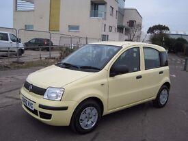 2010 FIAT PANDA 1.1 5 DOOR ONLY 49000 MILES 1 OWNER
