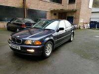 For sale BMW 318i 1.9 Petrol year 1999 History service&12 months MOT.........!!!!!!!!