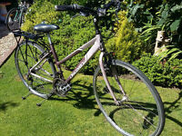 Women's dawes discovery hybrid bike