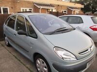 For Sale CITREON PICASO 2Ltr Diesal FULL M.O.T. Good Runner Good Condition loads of history