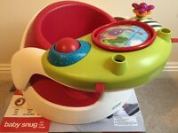 Mamas and Papas Baby Snug - With Play Tray