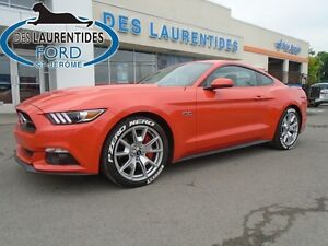 2015 Ford Mustang GT 50e anniversaire