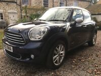 2012 Mini Countryman Cooper D All4 1.6 Chili & Media + Visibility Pack, Heated Leather, Sunroof