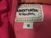 Girls Peter Storm raincoat Age 13 Years