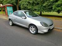 1998 FORD PUMA 1.7 PETROL SILVER EXCELLENT RUNNER FULL SERVICE HISTORY