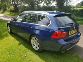 BMW 318D M SPORT TOURING ESTATE 2010 - Excellent condition