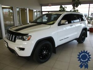 2017 Jeep Grand Cherokee Limited, Leather Faced Bucket Seats