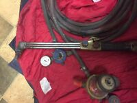 Gas Cutting Gear