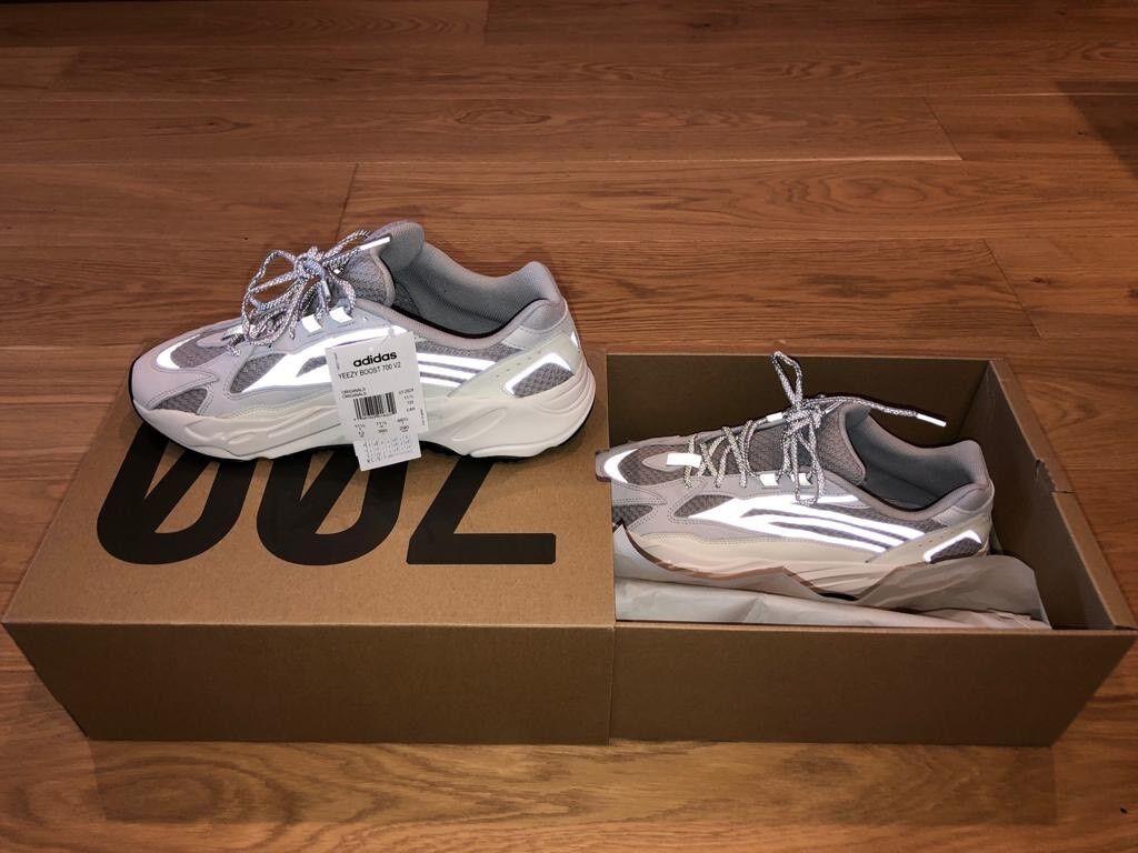 dd6448d91 Adidas Yeezy Boost 700 V2 - Static (UK 11.5)