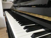 Kawai K500 Upright Piano Gloss Black Free Stool