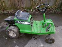 Bolens ride on mower - (Briggs & Stratton engine)