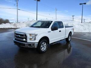 2015 Ford F-150 EXT CAB XLT