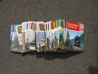 Railway World Magazines x 60 1971 - 75