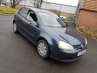 2004 VOLKSWAGEN GOLF S,AUTOMATIC,1.6,115 BHP,LADY OWNER SINCE 2009,CHEAP CAR ...